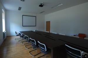 Odlično opremljena učionica TICM-a.