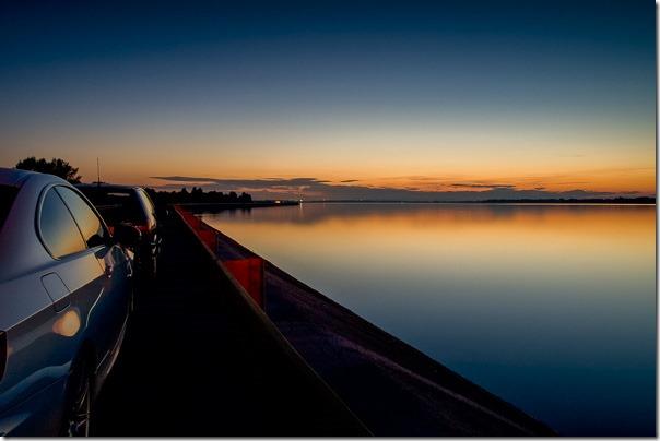 Refleksija na jezeru