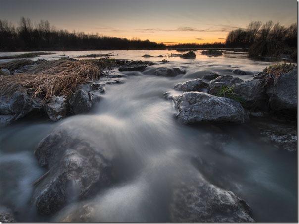 Mliječni tok rijeke