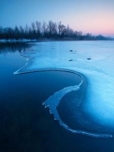 Davorin Mance Ledena rijeka 1