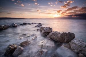sinisa ludas - crikvenica sunset