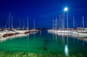 sinisa ludas - vodice harbor